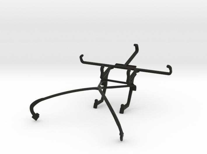 NVIDIA SHIELD 2014 controller & QMobile Noir S2 - 3d printed
