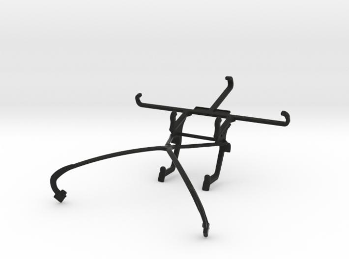 NVIDIA SHIELD 2014 controller & QMobile Noir S5 - 3d printed