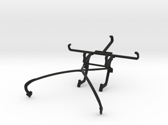 NVIDIA SHIELD 2014 controller & QMobile Noir X350 3d printed