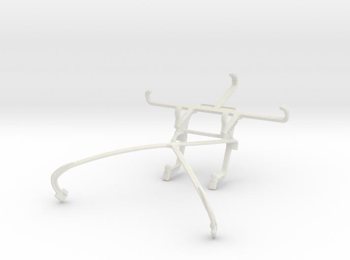 Controller mount for Shield 2015 & QMobile Noir X6 3d printed