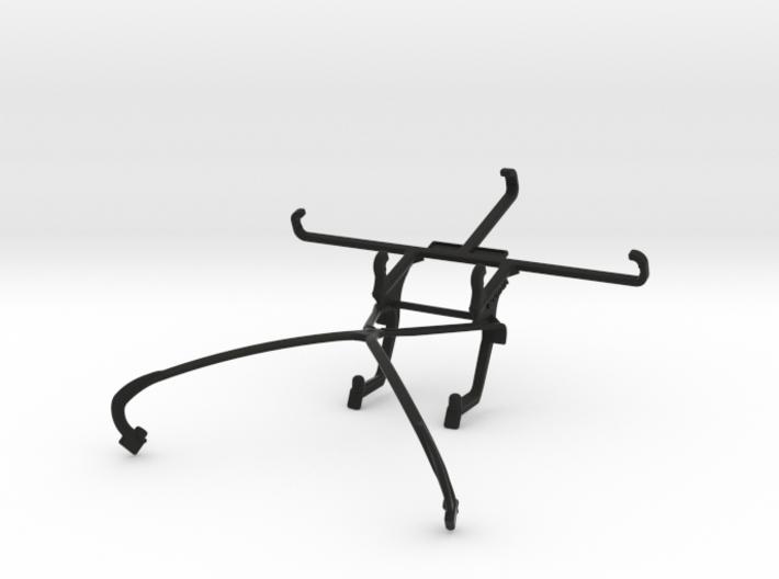 NVIDIA SHIELD 2014 controller & QMobile Noir Z10 - 3d printed