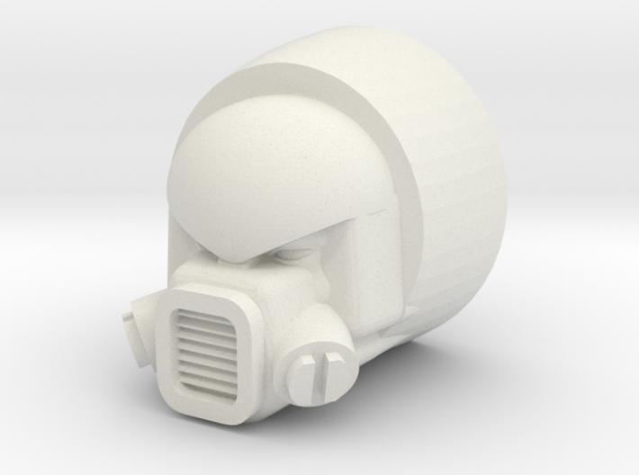 Strika head for CW Motormaster 3d printed