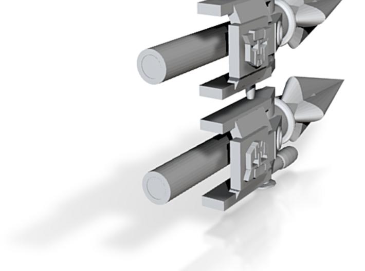 BH Ultra Magnus Missile Pods 3d printed