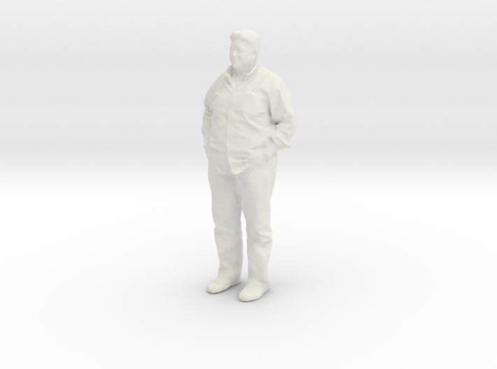 Printle C Homme 011 - 1/24 - wob 3d printed