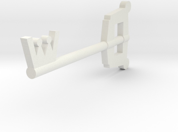 Keyblade 3d printed