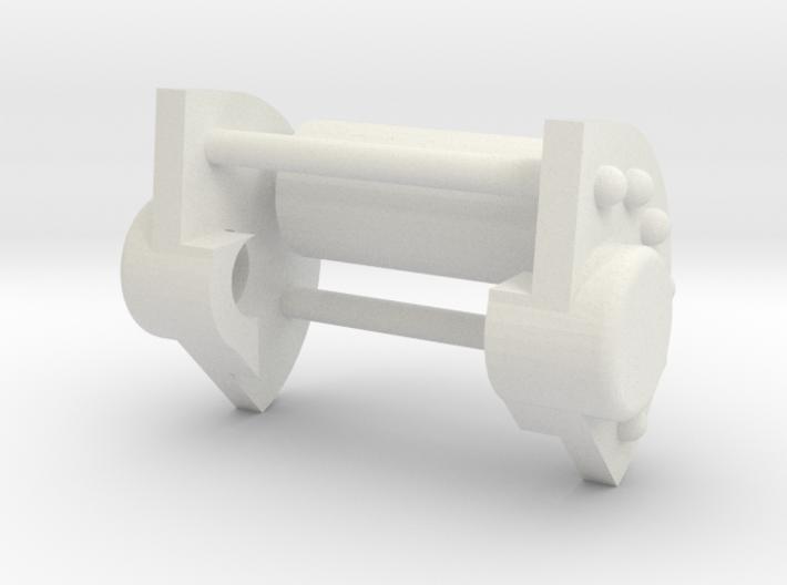 Katyusha Axle Cap 1:35 scale 3d printed