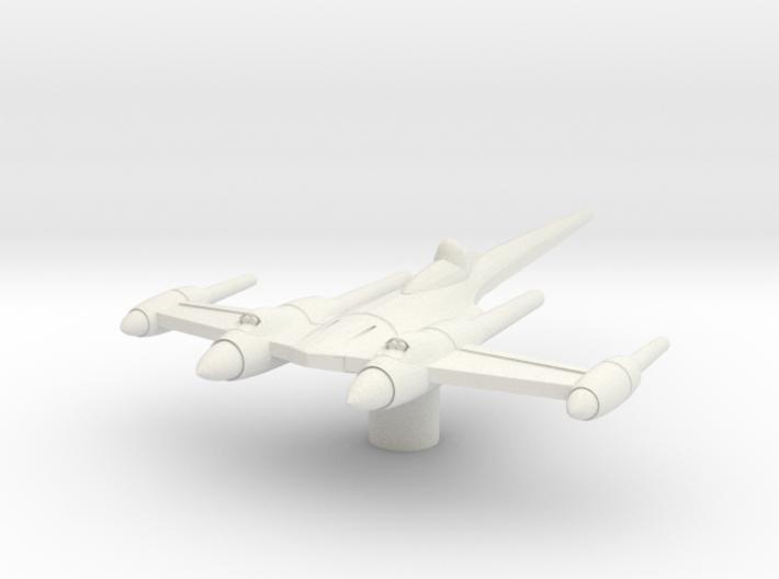 NB-1 Royal Bomber 1/270 3d printed