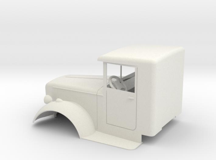 MACK-BM- 3d printed