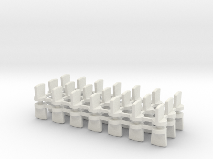 HO AFX GuidePins 3d printed