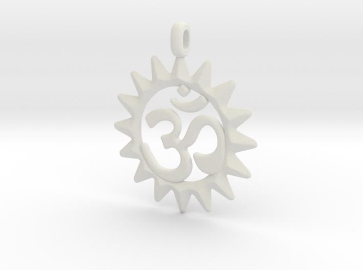 Om Symbol Jewelry Pendant 99crjt74h By Symbolica