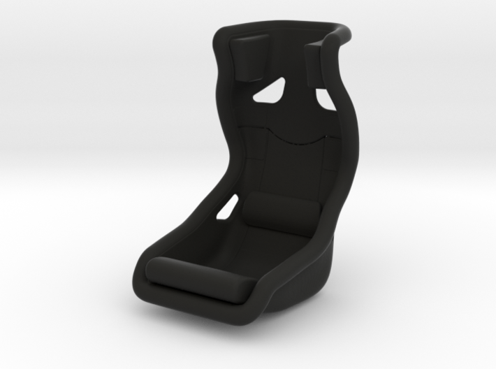 Race Seat - HM - 1/10 3d printed