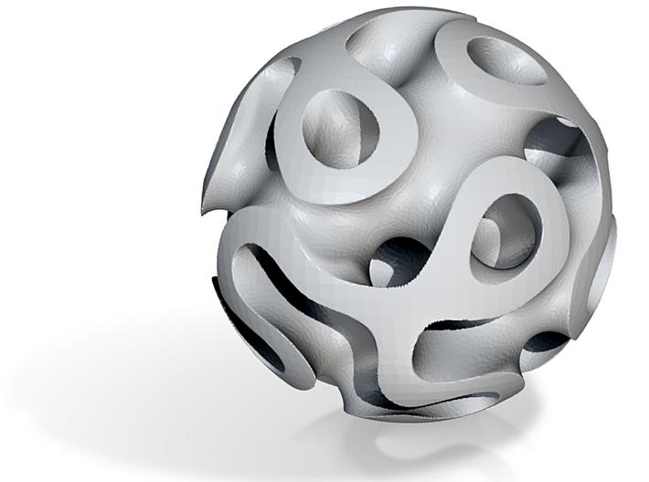 Orb Sculpture 3d printed
