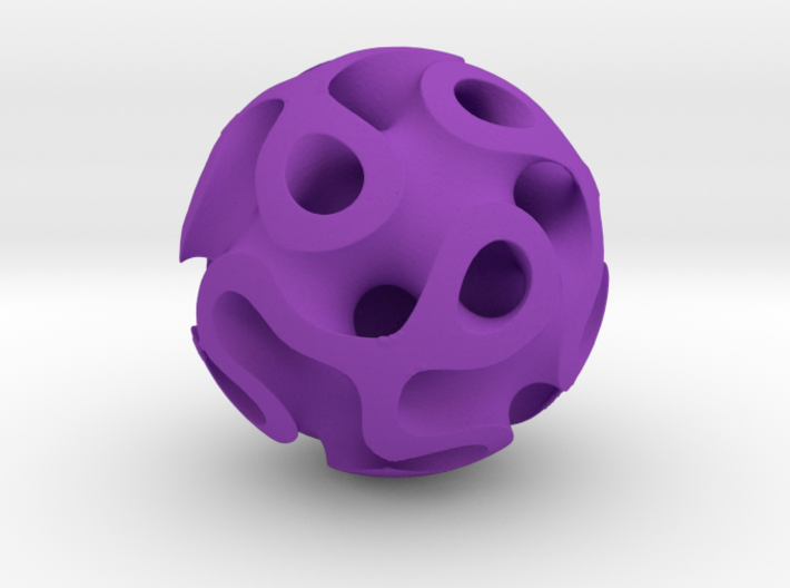 Orb Four 3d printed