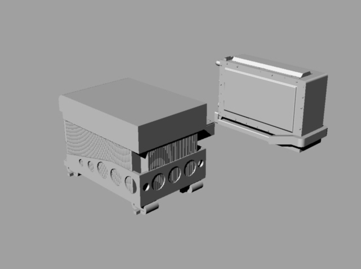 CREW Duke Counter IED System (1/35 scale) 3d printed