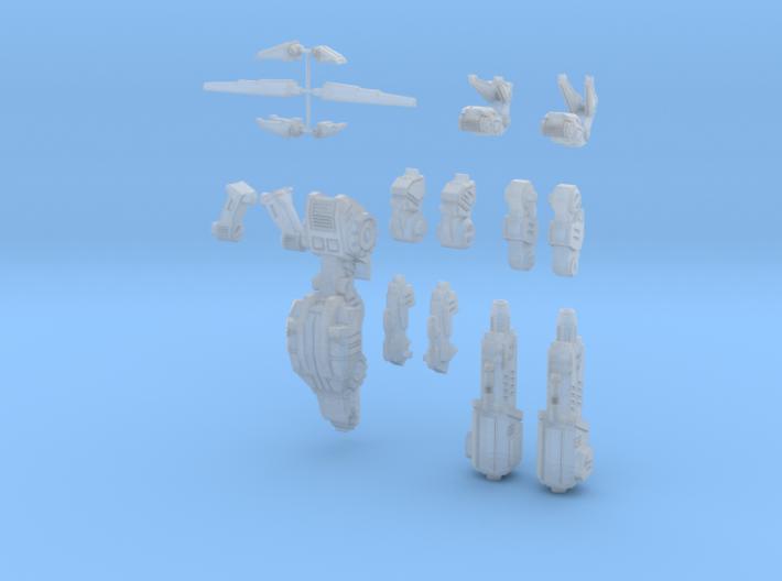 CQ-SRA-0 Alt S (scaled) 3d printed