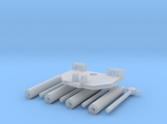 Schnellwechsler für Xerion 3d printed