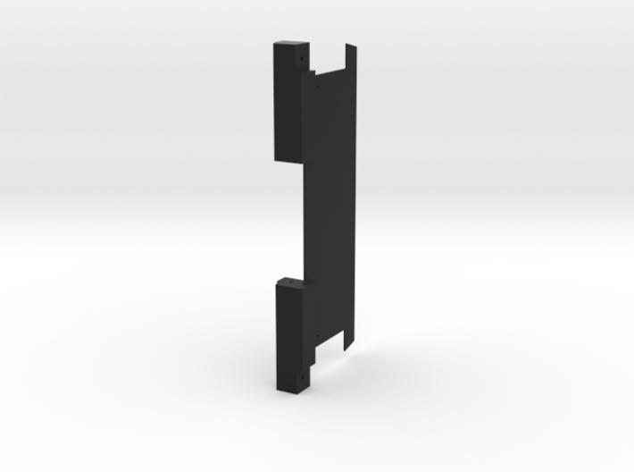 CMAX+XJ Rear Wall Body Mount 3d printed