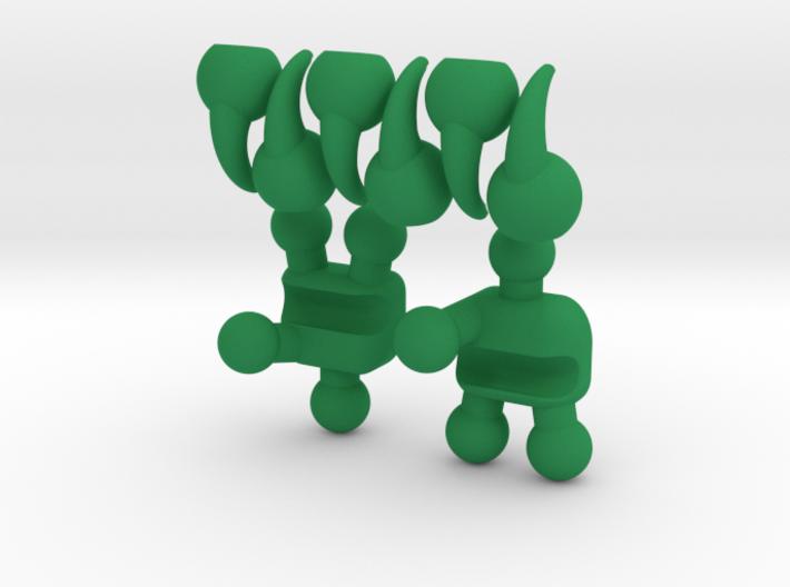 ModiBot Talon Hands 3d printed