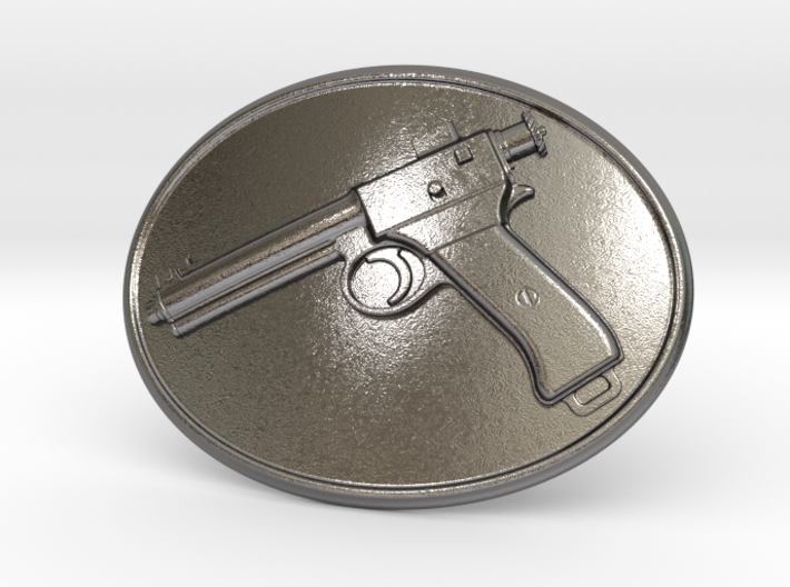 Roth Steyr 8 Belt Buckle 3d printed