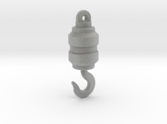 Hook for Hitachi -Sumitomo SCX1200-1500 3d printed