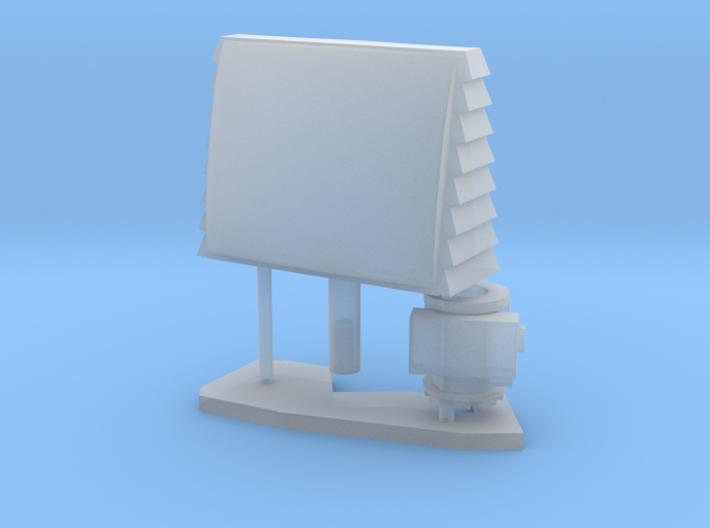 1:72 scale SPQ-9B 3d printed