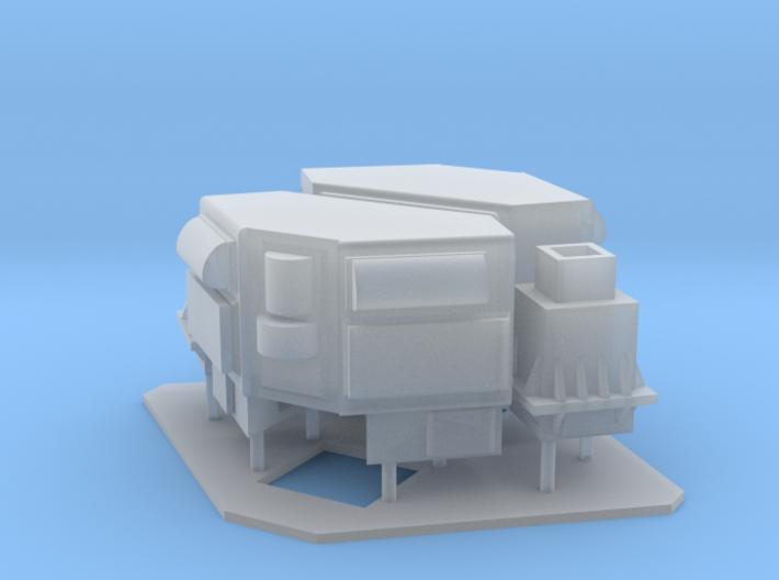 1:72 SLQ-32-V(3) 3d printed