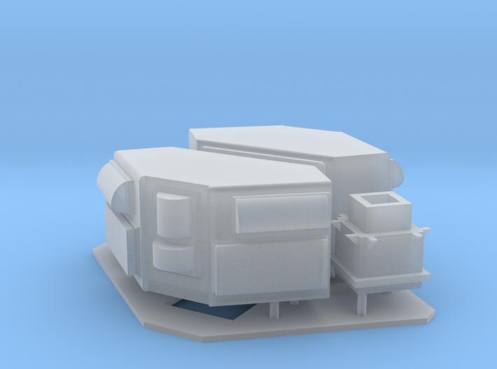 1:72 scale SLQ-32-V(2) 3d printed
