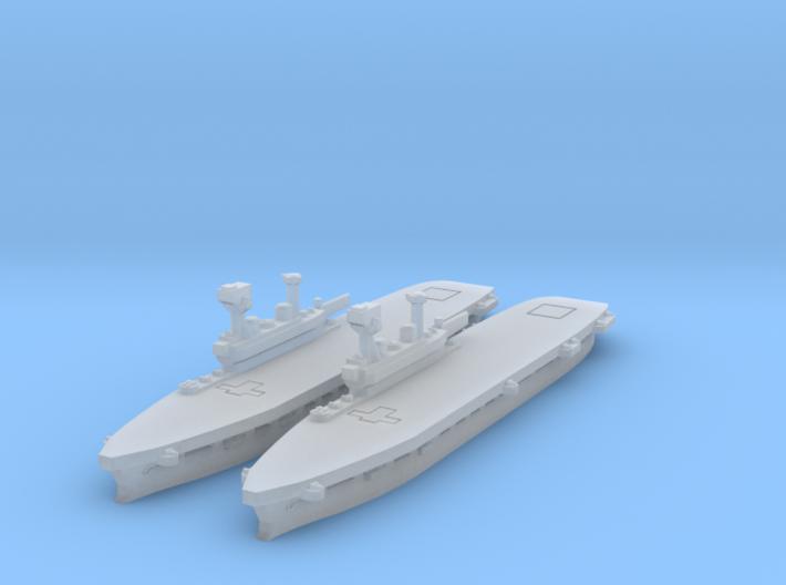HMS Eagle 3d printed