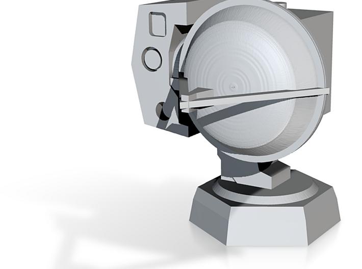 1/200 SAAB Ceros2000-CWI 3d printed