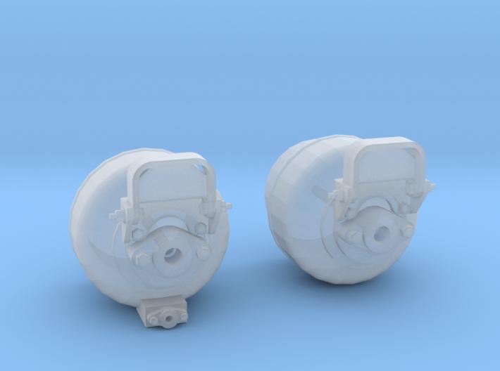 EMD 2nd Gen Air Reservior 15 Inch 3d printed