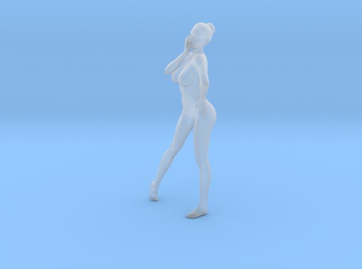 Mini Sexy Woman 010 1/64 3d printed