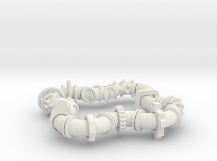 Twisting Links Fidget - Ultimate Mix (arr 2) 3d printed