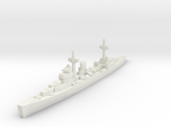 Leander class (WWII) 1/2400 3d printed