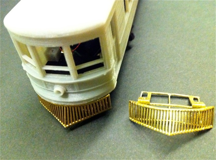 #87-4201 - Brass pilot for #87-2201 or #87-2202 3d printed