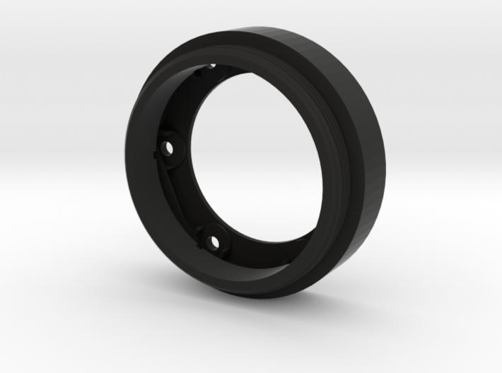 Leica adapter for Wollensak Cine-Velostigmat lens 3d printed