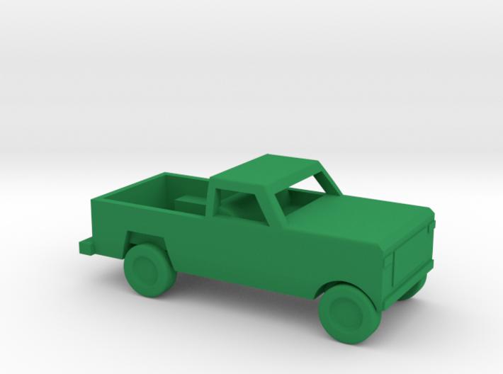 1/144 Scale Dodge Pickup 3d printed