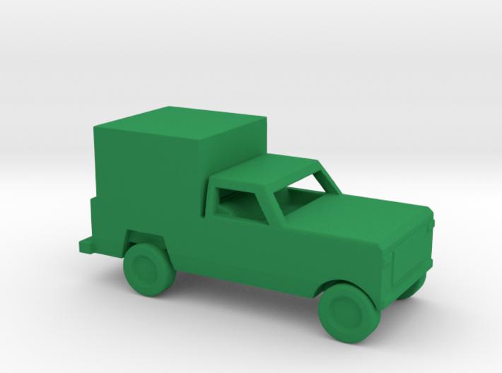 1/200 Scale Dodge Pickup Box M883 3d printed