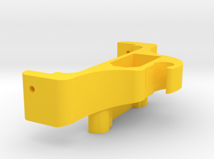Walkera F210 3D Battery tray rear extension 3d printed