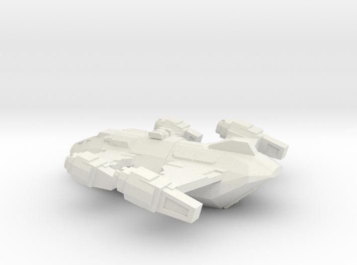 """Dispatcher"" Heavy Infantry Transport 6mm 3d printed"