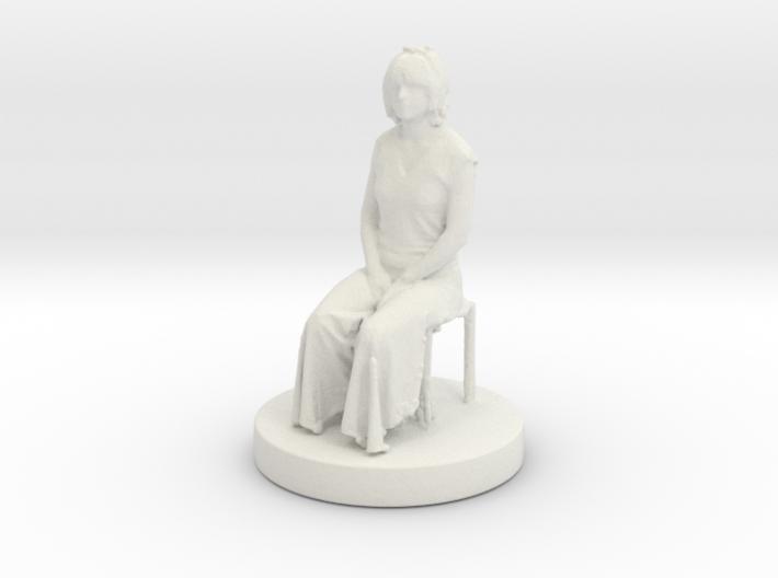 Printle C Femme 107 - 1/32 3d printed