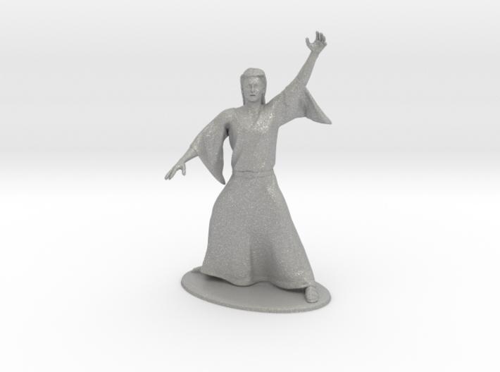 Magic-User Miniature 3d printed