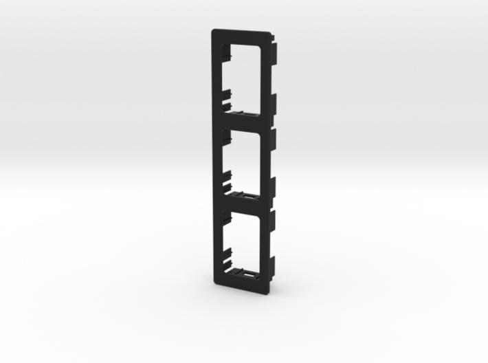 3x XJ/TJ OEM Vertical Panel 133mmx33mm 3d printed
