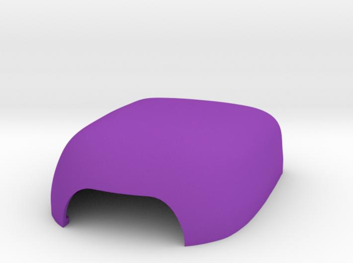 Plain Omnipod Pod Cover 3d printed