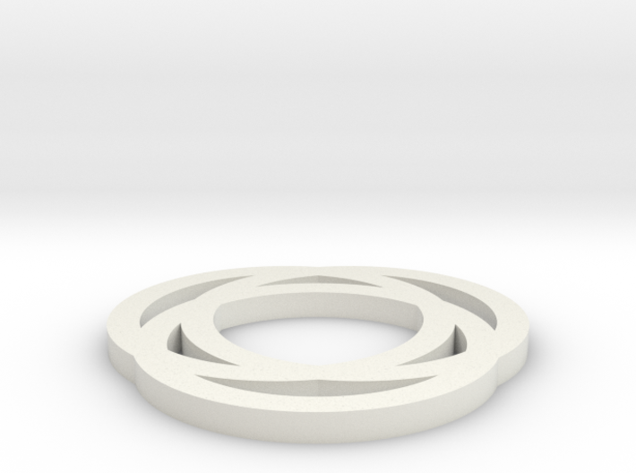 Circle 3d printed