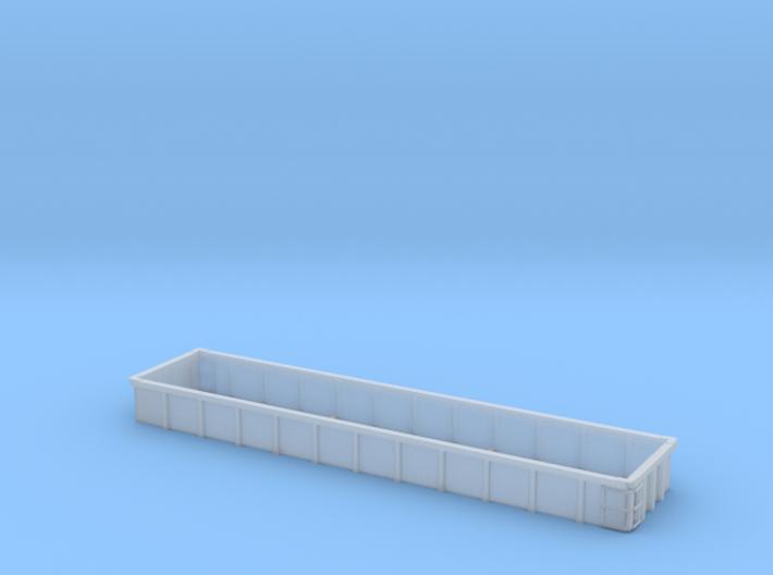 HO Coalveyor Side Extensions 3d printed