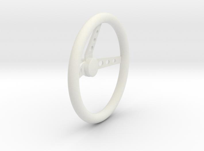 Steering Wheel V3 1/12 3d printed