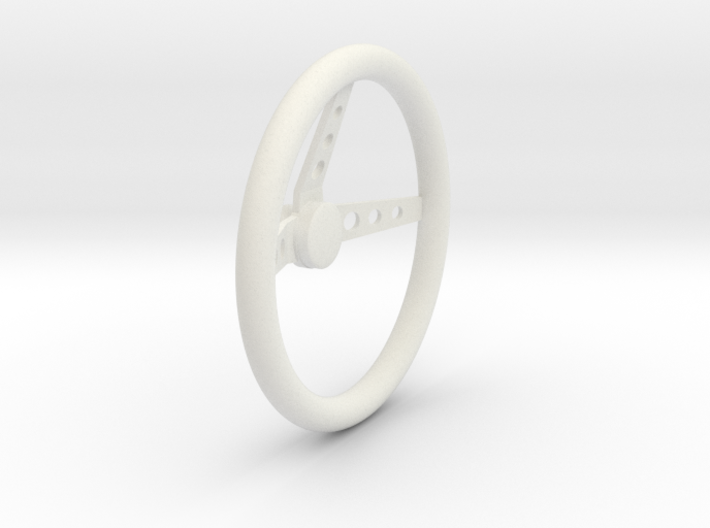 Steering Wheel V3 1/8 3d printed