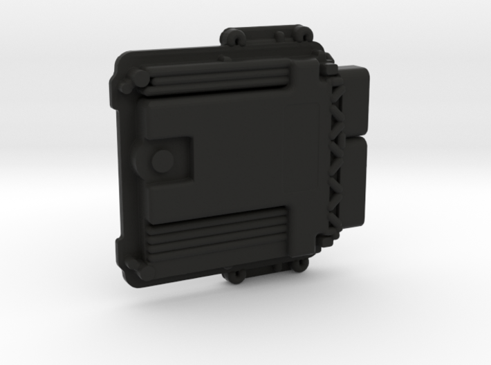 ECU - electronic control unit - Type 2 - 1/10 3d printed