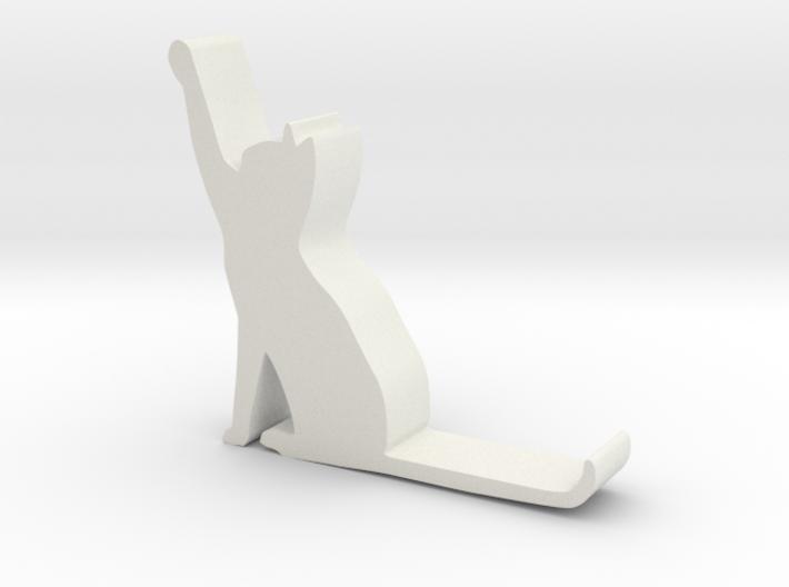Cat hook 2 3d printed