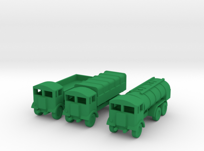1/200 Scale AEC Matador Set Of 3 3d printed